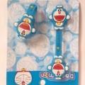 โดเรม่อน (Doraemon) ที่พันสายไฟ ที่รัดสายไฟ เพื่อเก็บให้เรียบร้อยค่ะ 1 เซ็ต มี 2 อันค่ะ