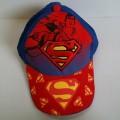 หมวกแก๊ป ซุปเปอร์แมน (Superman) ด้านหลังปรับได้อีก (เด็กโต ผู้ใหญ่ใส่ได้ค่ะ)