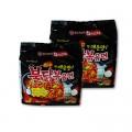 ซัมยัง ฮ็อตชิคเค่น ราเม็ง140 กรัม แพ็ค 5 เซ็ท 2 แพ็ค Samyang Hot chicken  Pack 5 Value  Set   2 Pack