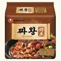 นงชิม จาวัง  (บะหมี่กึ่งสำเร็จรูปรสซอสถั่วดำ) NONGSHIM ZHAWANG  - MULTI PACK X 2