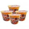 คิงคัพ ล็อบสเตอร์ นูดเดิ้ล 110 กรัม  เซ็ทสุดคุ้ม  4 โบล์ว  King Cup Lobster Noodle 110 g Value Set