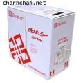 UTP Cable Cat.5E-350MHZ (สายทองแดงตีเกลียว 4 คู่สาย) 24 AWG