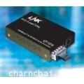 1000 Mbps to LX Media Converter, RJ45/SC(SM.), fiber 1550 nm., (Up to 40 km.)