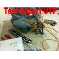 รับ  TEST สาย CAT6A UTP หรือ F/UTP พร้อมผลการทดสอบเป็นเอกสาร, CD (ส่งภายใน 7 วัน)(ราคาต่อเส้น)