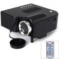 โปรเจคเตอร์ มินิ ราคาถูก Mini Projector LED รุ่น UC28 พร้อมรีโมท