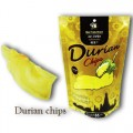 ทุเรียนกรอบ Durian Chips (บรรจุ 4 ถุง)