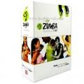 โปรแกรมออกกำลังกาย Zumba ฟิตเนส 4 DVD Set จาก USA