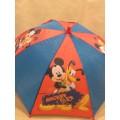 ร่มหัวโมเดล Mickey Mouse สำหรับคุณหนูๆ ของแท้ MADE IN USA