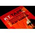 แบบซอง-KT TAPE เทป Kt เป็นโซลูชั่นปฏิวัติและป้องกันการบาดเจ็บจากกีฬาทั่วไป อาการปวดข้อเข่า และอื่น ๆ