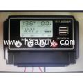 SUOER โซล่าร์ชาร์จเจอร์(ออโต้) 12V/24V 30A - Solar Charge Controller (auto) 12V/24V 30A