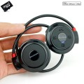 Mini503 TF หูฟังไร้สายแบบ Bluetooth Stereo small talk เล่นเพลงจากการ์ดได้ ส่งฟรี EMS