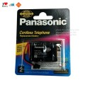 ถ่านชาร์จโทรศัพท์ไร้สาย 1B Panasonic HHR-P301E