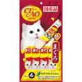 CIAO Stick  ขนมแมวสำเร็จรูปชนิดเปียก รูปแบบแท่ง รสปลาทูน่า 15 กรัม (4 ซองx6แพ็ค)4SC-81