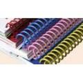 สันเกลียวพลาสติก PVC coilbinding ขนาด 32 มม.10อัน/แพ็ค