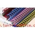 สันเกลียวพลาสติก PVC coilbinding ขนาด 11 มม.20อัน/แพ๊ค