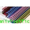 สันเกลียวพลาสติก PVC coilbinding ขนาด 10 มม.20อัน/แพ็ค