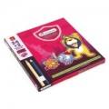 ดินสอสี แท่งยาว (กล่อง24สี) มาสเตอร์อาร์ต แถมฟรี2แท่ง2สี+กบเหลา1อัน
