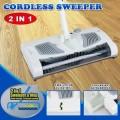 JOWSUA 2-in-1 ไม้กวาดและถูพื้น Cordless Mop and Auto Sweeper
