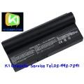 Battery Asus Eee PC 901, 1000, 1000H, 904 6600mAh/49Wh (Black)