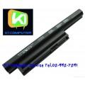 Battery SONY VGP-BPS22 , VGP-BPS22 battery , BPS22 4400mAh/สีดำ