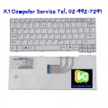 Laptop Keyboard for ACER Aspire ONE D250 Series -- [Color: White]