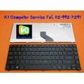 Keyboard for ACER 4535 4735 4736Z 4935 4810T 3810T SERIES gt; P/N : 9J.N1P82.A1D, NSK-AM11D (ภาษาไทย