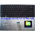 Keyboard Acer Emachines D725 D730 D525, Aspire 4732Z / Part No : KB.I140A.196, NSK-GEA1D, 9J.N1S82.A