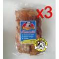 เนื้ออบแห้ง ถุงใหญ่ x3แพคราคาประหยัด