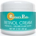 RETINOL CREAM (Vitamin A 100,000 I.U. per ounce) ลบริ้วรอย จุดด่างดำ หลุมสิว 56 กรัม