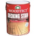 Woodtect Decking Stain Matt Finish (WD-XXX)