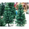 ต้นคริสมาสเขียว 210ซม. ขาเหล็ก (กรุณาอ่านรายละเอียดสินค้าและการจัดส่งด้านใน)