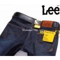 YM5705021 กางเกงยีนส์ LEE ขากระบอกเล็ก (พร้อมส่ง)