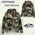 JM5709002 เสื้อแจ็กเก็ตชาย+หญิง ลายพราง มีฮูด แฟชั่นเกาหลี (พรีออเดอร์) รอ 3 อาทิตย์หลังชำระเงิน