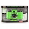 กล้อง Sprocket Rocket SuperPop สีเขียว กล้องถ่ายพาโนราม่า