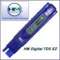 เครื่องวัดคุณภาพน้ำ ความเค็มน้ำทางการเกษตร (TDS) HM-EZ ใช้วัดคุณภาพน้ำดื่ม น้ำบำบัด น้ำรดต้นไม้ สวน