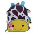 กระเป๋าเป้เด็ก รูปวัวน้อยสีฟ้า สำหรับสะพายหลัง กันน้ำ
