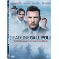 Deadline Gallipoli Season 1 Set (4 episodes)/ฝ่าเส้นตายกัลลิโพลี ปี 1 DVD