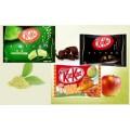 Kitkat คิดแคทญี่ปุ่น รวมรสชาติ (แพค 3 เลือกรสได้) ฟรีจัดส่ง