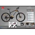 จักรยานเสือภูเขา Vento 2.7 รถเสือภูเขา วงล้อ 26\quot; (27 sp)