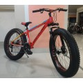 จักรยาน ล้อโต ราคาประหยัด เฟรมอลู ล้อ4.0 I FREEDOM