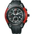 นาฬิกาข้อมือ CITIZEN TOYOTA86 Eco-Drive Chronograph Men\'s Watch รุ่น CA0384-09E