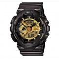 นาฬิกาข้อมือ CASIO G-Shock Garish Black Collection รุ่น GA-110BR-5ADR