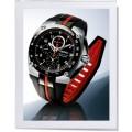 นาฬิกาข้อมือ ไซโก้ Seiko Sportura Chronograph Sport/7T62-0KL0/SNAE07