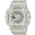 นาฬิกาข้อมือผู้หญิงสายเรซิ่น  Baby-G รุ่น BA-110TP-8ADR