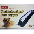 Walux Dog hair clipper home use