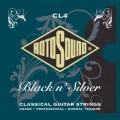 Rotosound CL4 BLACK N' SILVER CLASSICAL สายกีตาร์คลาสสิค (Made in England)