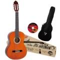 Valencia classical guitar primer set CG-150 K