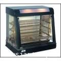 ตู้อุ่นอาหารรุ่นDH-660เหมาะสำหรับโชว์สนค้าที่ทอดแล้วหรืออุ่นให้ร้อนเปิดหยิบได้2ด้าน