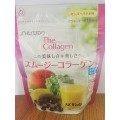 Shiseido The Collagen Smoothie 110g Mango and banana