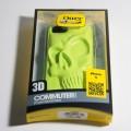 เคส Otterbox Commuter 3D print หัวกะโลกเขียว สำหรับ IPhone 5/5S
